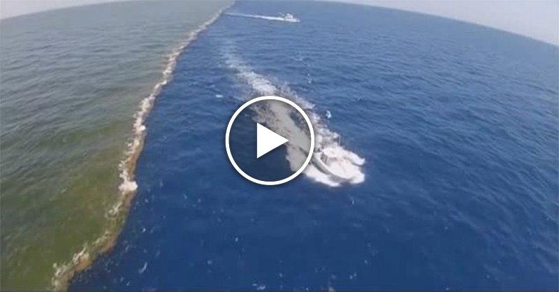 где встречаются два моря фото материалов