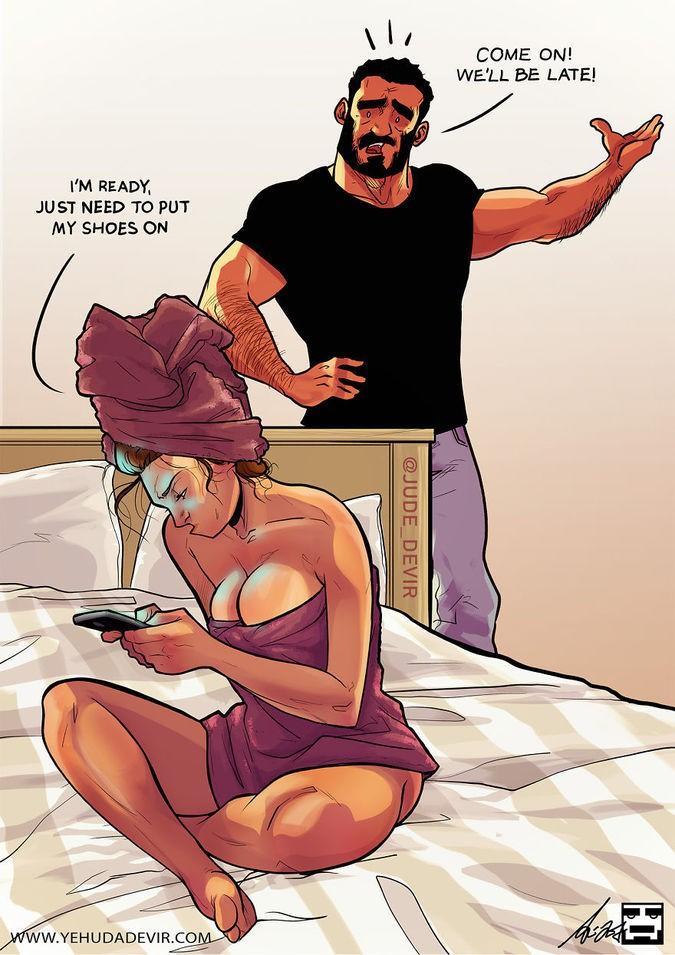 Порно комиксы о папуля 53676 фотография