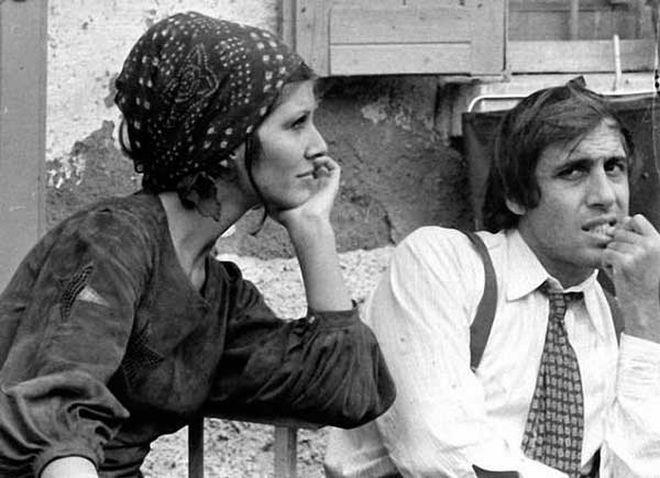 История любви Адриано Челентано и его жены уже длится 50 лет!