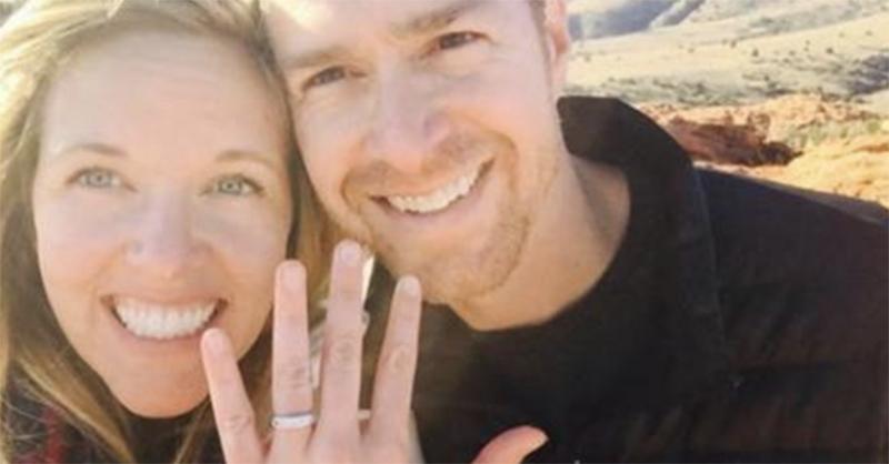 Парень сделал предложение своей девушке с кольцом за $8. А через 5 дней она удивила всех, кто ее знал!