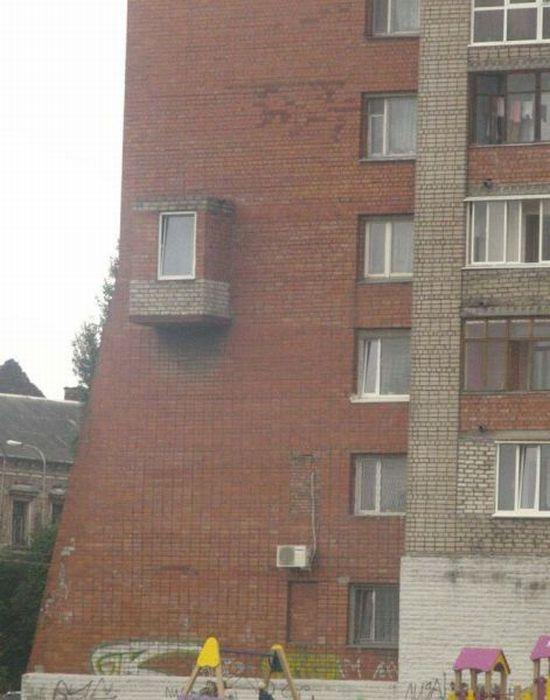 Приколы от строителей ( 13 фото)