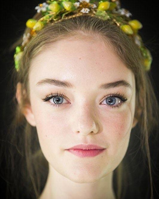 11 девушек с такой уникальной внешностью, что вам захочется взглянуть на них дважды