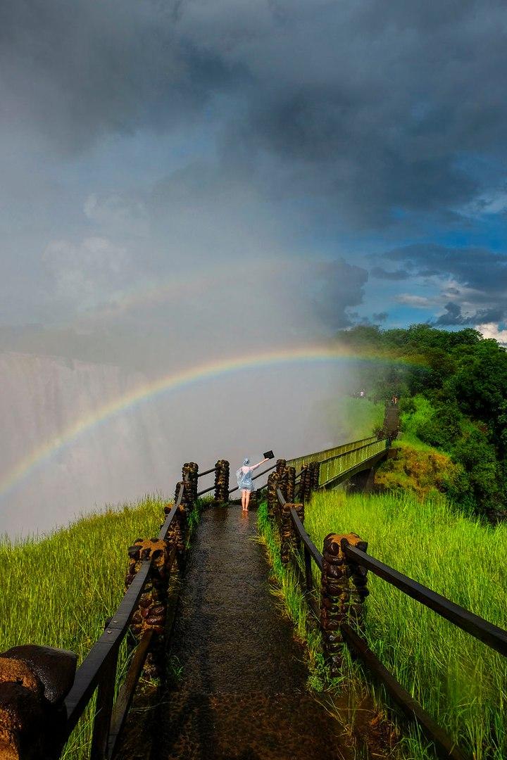 Фотограф путешествовал 20 месяцев в поисках самых красивых и уникальных мест Земли. Фантастика!