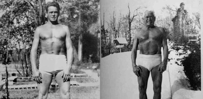 Йозеф Пилатес: «Расцвет человека должен приходиться на возраст 70+» 136 Поделиться в Facebook