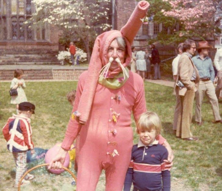 20 странных семейных фотографий, которые вызывают массу вопросов