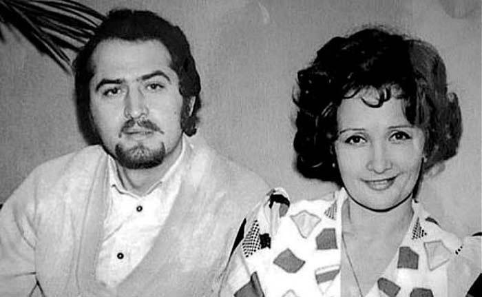 Удивительная история любви: Зинаида Кириенко и Валерий Тарасевский 92 Поделиться в Facebook