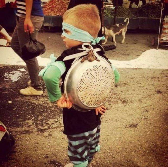Появился ребенок — жди приключений (12 фото)
