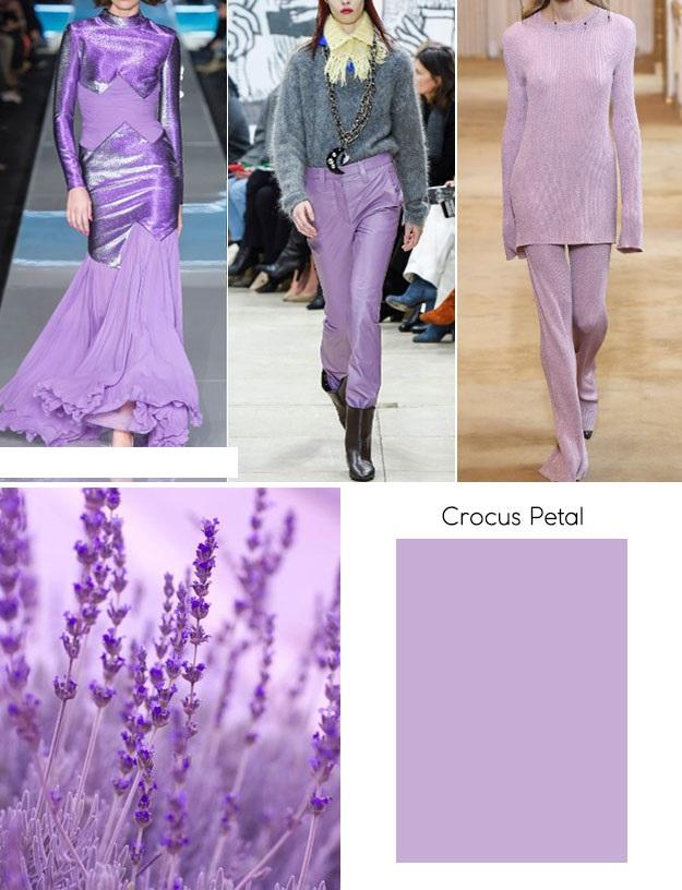 Модные цвета осень-зима 2018/2019. Какие цвета будут самыми модными
