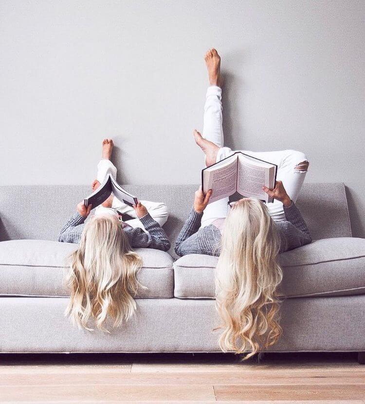 Мама троих детей решила, что обычные семейные фото — это скучно, и подошла к процессу максимально креативно