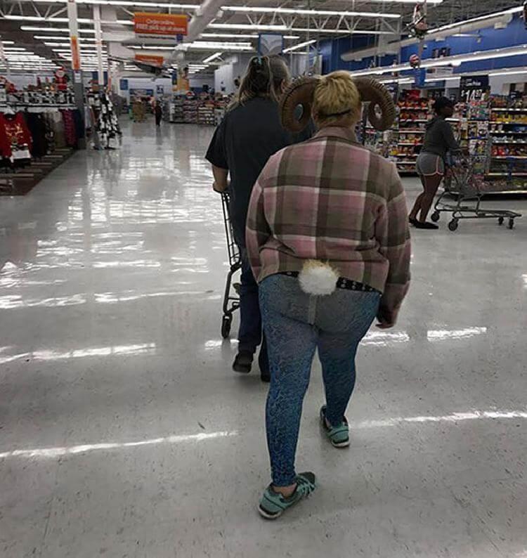 20 самых странных покупателей, когда-либо встреченных в магазинах
