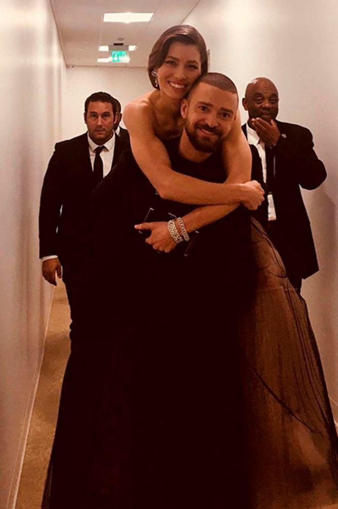 30 фото-доказательств, что самая сладкая пара Голливуда – это Джастин Тимберлейк и его жена Джессика Бил 1006 Поделиться в Facebook