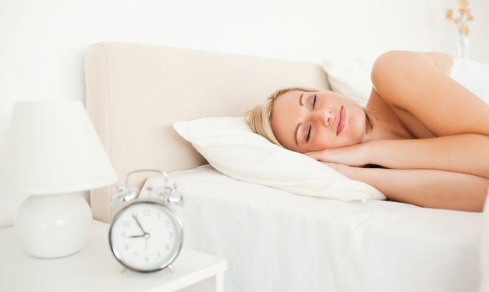 Хотите просыпаться бодрым и отдохнувшим, используйте эту таблицу.