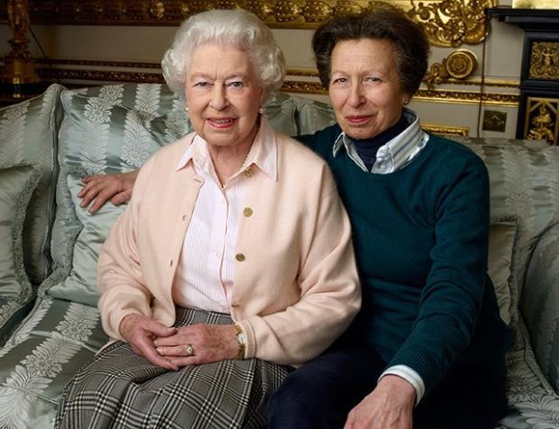"""""""Два брака и похищение"""": тайная жизнь единственной дочери Королевы Елизаветы II"""