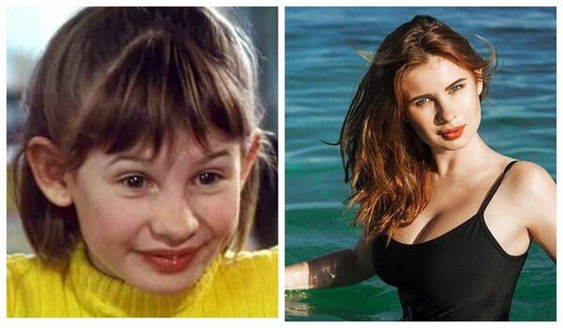 Как изменились 11 самых известных девочек-актрис?