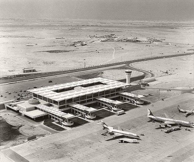 Как выглядел Дубай до того, как там нашли нефть (15 фото)