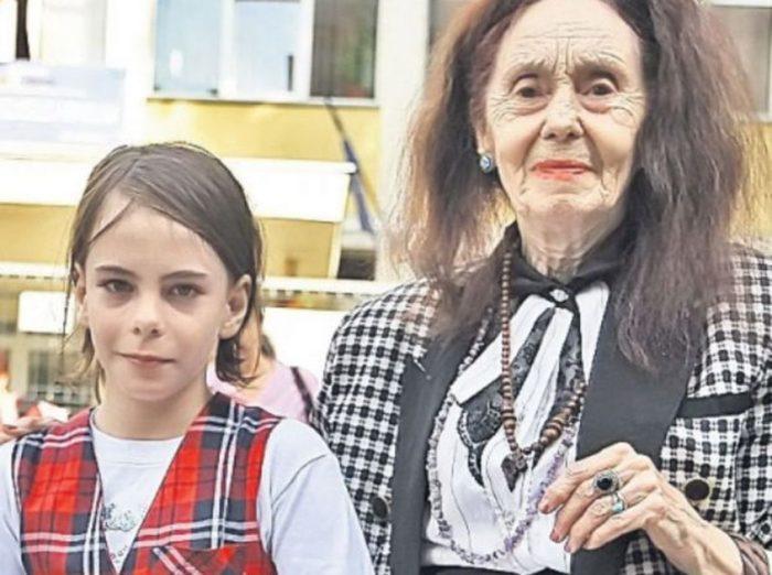 Вот как выглядит сейчас дочь самой пожилой румынской матери, которая родила в 67 лет