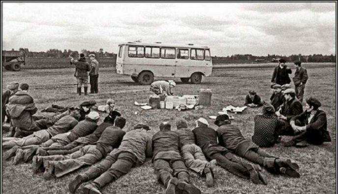 20 интересных и колоритных фотографий из жизни Советского Союза