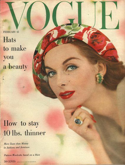 Вот как выглядела в молодости известная модель Кармен Делль'Орефиче