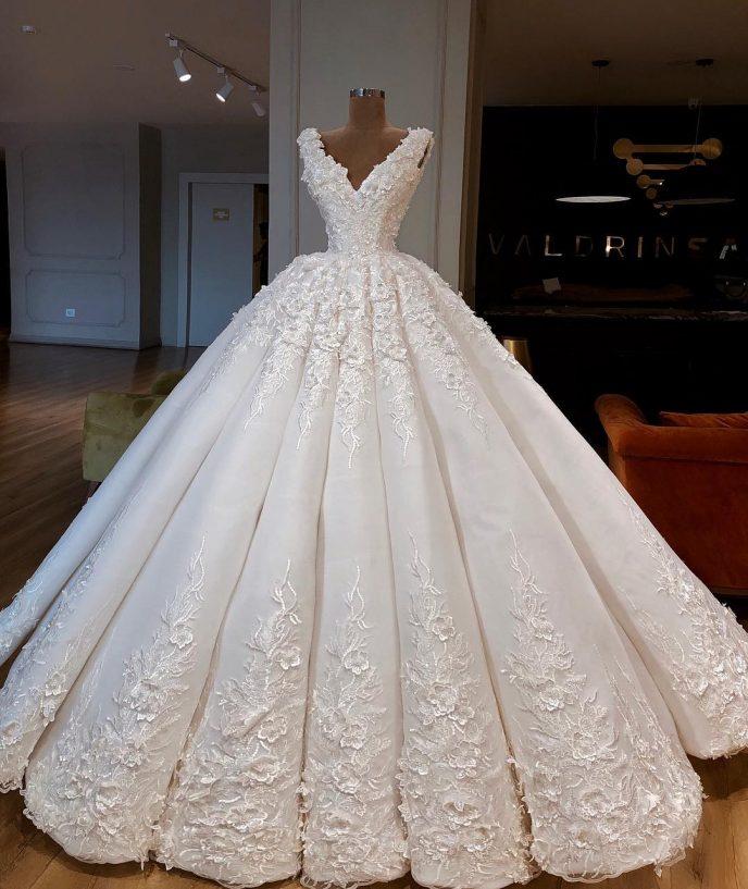 20 фантастических свадебных платьев от сербского дизайнера, в которых мечтает выйти замуж каждая девушка