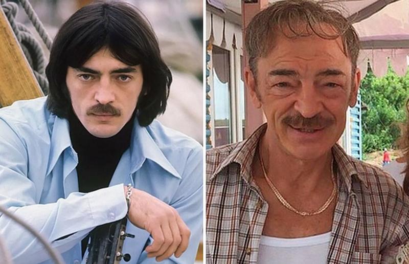 14 российских звезд в начале своей карьеры и сейчас (Боярский так изменился)