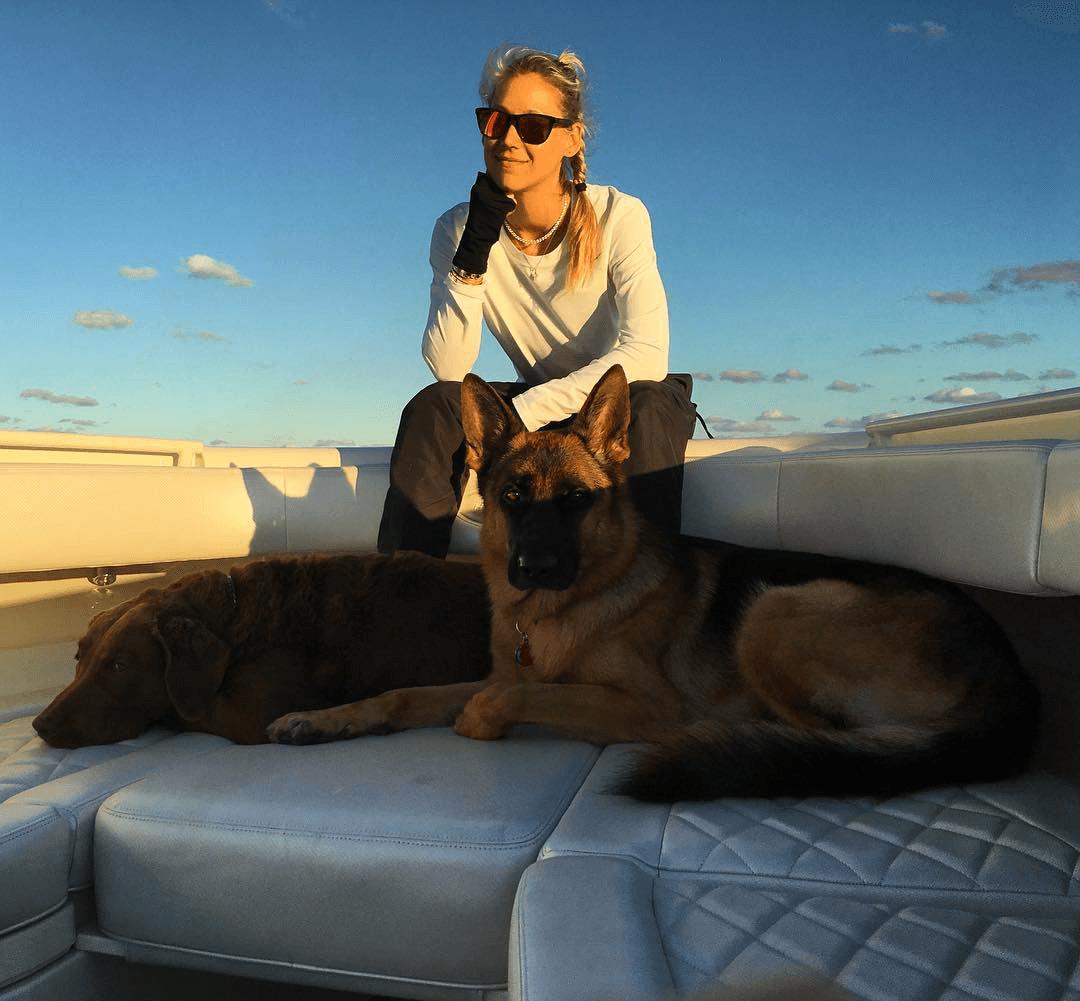 Как чемпионку Анну Курникову изменила жизнь с Иглесиасом