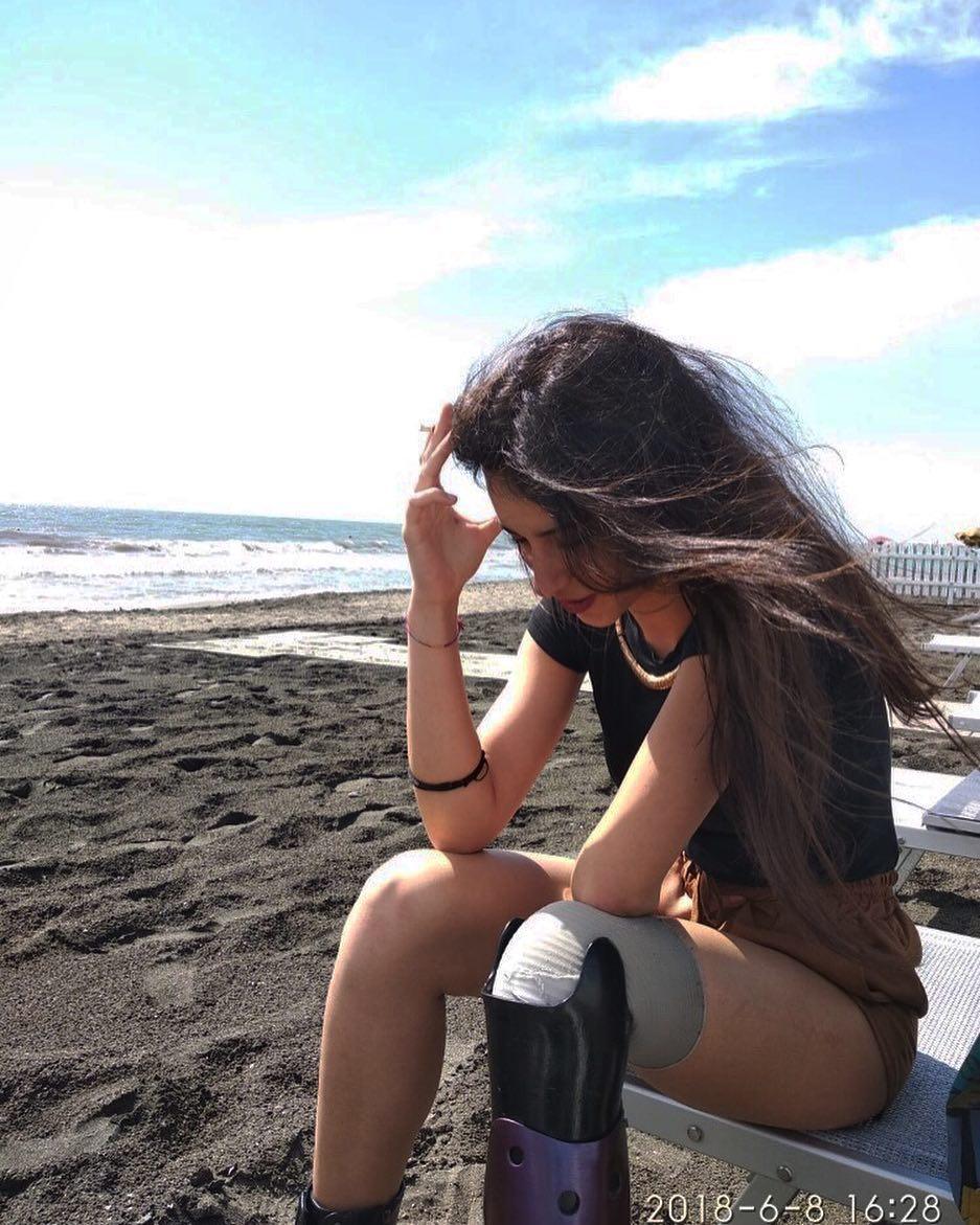 Финалистка конкурса красоты «Мисс Италия» восхитила весь мир