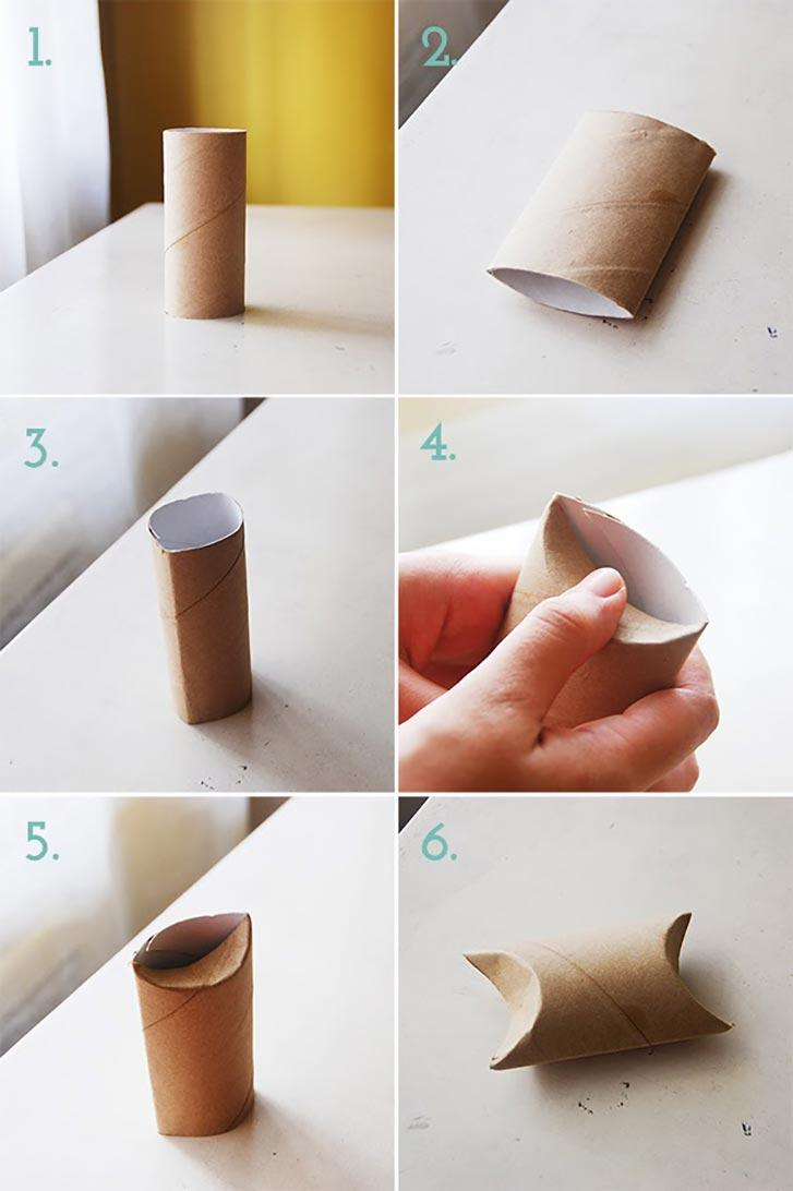Не выбрасывайте втулки от туалетной бумаги. Вот 17 гениальных идей их применения