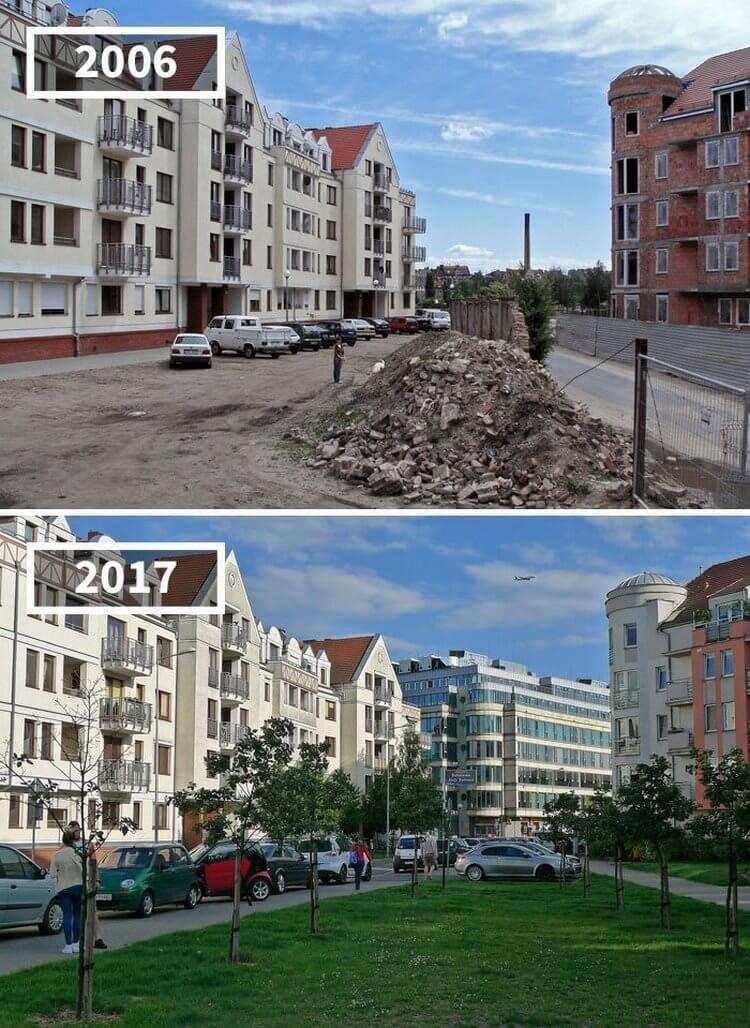 Это снимки — самое наглядное свидетельство изменений, происходящих в мире