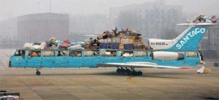 Юмор из самолёта сделает ваш день