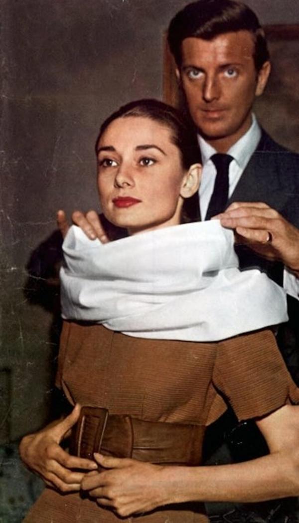 Одри Хепберн — муза Юбера де Живанши! Вся правда об отношениях знаменитых людей