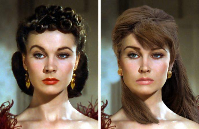 Вот как бы выглядели красавицы прошлого века в 2019 году