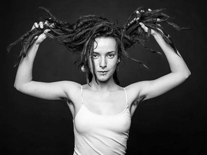 Новый проект фотографа из Британии бросает вызов установившимся стандартам красоты