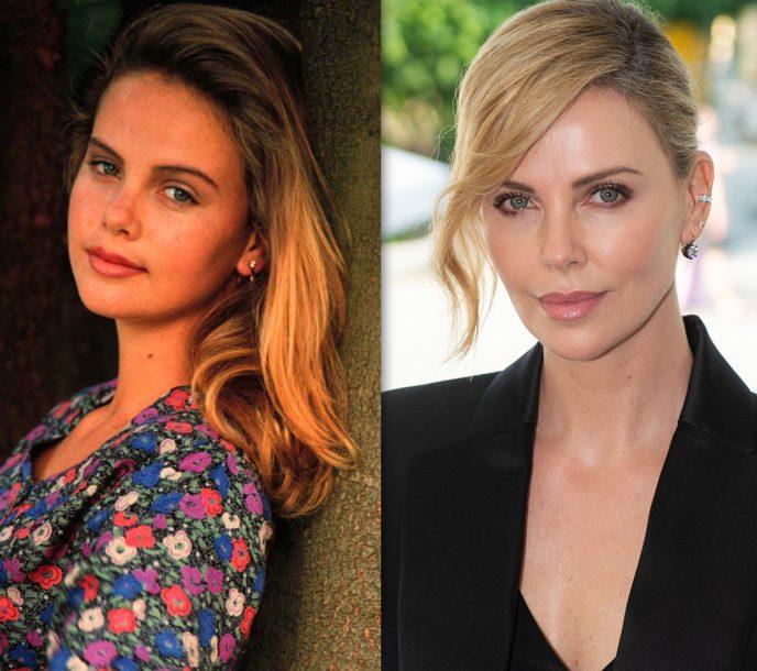 Эти дамы с возрастом стали только красивее!